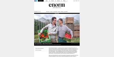 Fair statt billig – Mehr Geld für Bauern