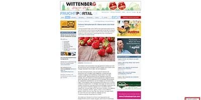 Frankreich: Verbrauchermarke für Erdbeeren kommt in den Handel